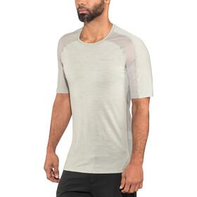 Norrøna Bitihorn Wool - T-shirt manches courtes Homme - gris